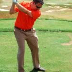 Ballyhack golf pro Aaron Dooley.