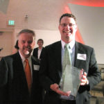 David Hodge and John Antsey - Anstey Hodge Advertising Group – were Business Supporter Recipients.