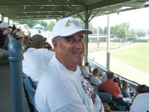 Baseball Tournament Coordinator Wally Beagle