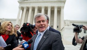 Bob McDonnell was subjected to a witch hunt according to VA Tech Political expert Bob Denton.